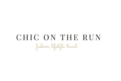Chic on the run